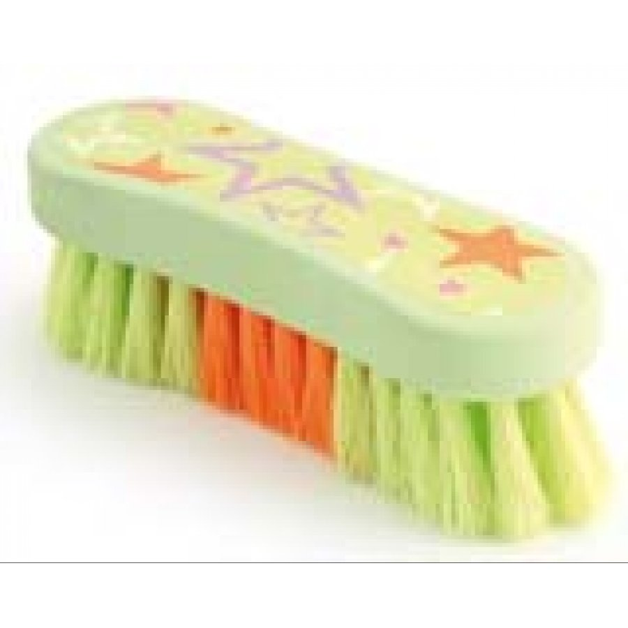Luckystar Horse Face Grooming Brush / Color (Lime) Best Price