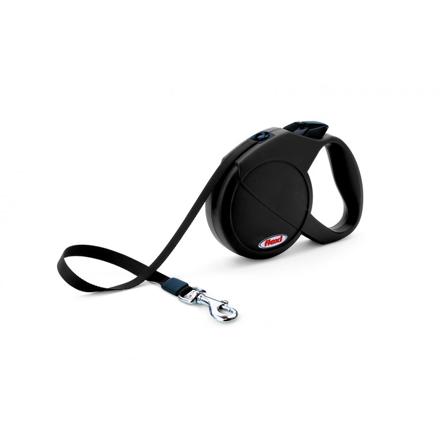 Durabelt Dog Leash / Size Black / Med. / 16 Ft
