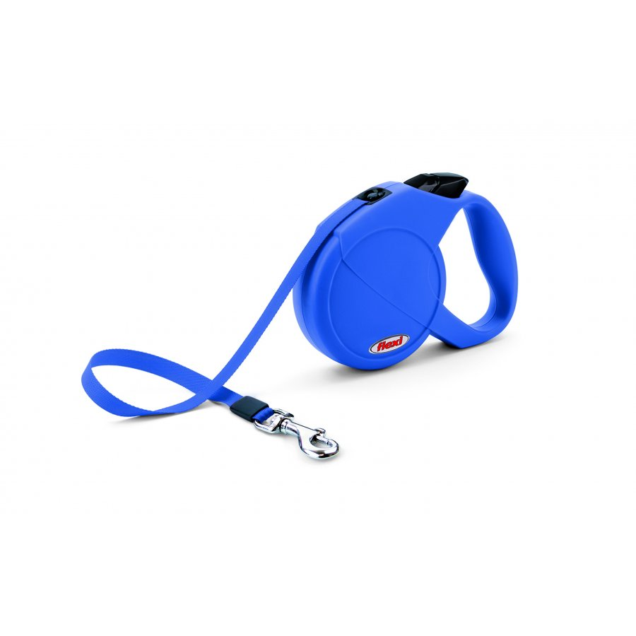 Durabelt Dog Leash / Size Blue / Med. / 16 Ft