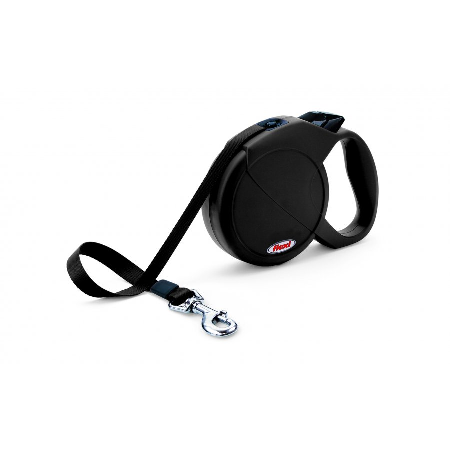 Durabelt Dog Leash / Size Black / Large / 16 Ft