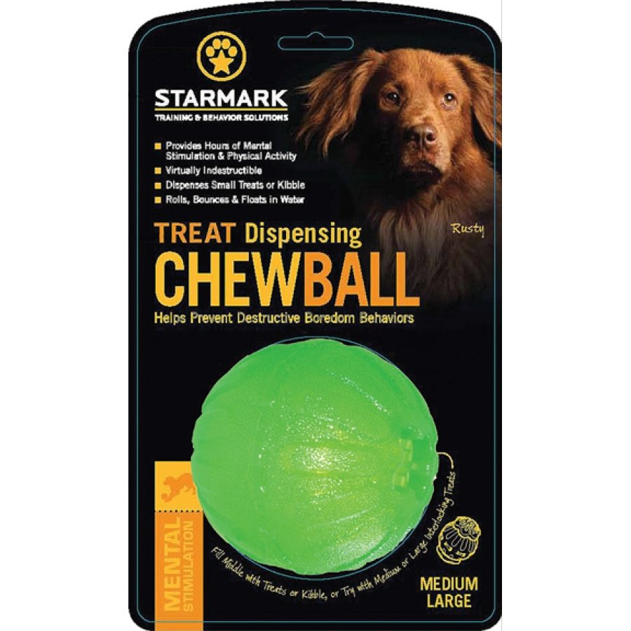 Everlasting Fun Ball For Dogs 3.5 In.