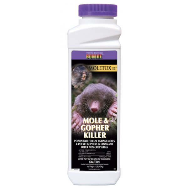 Moletox II Mole and Gopher Killer / Size (1 lb.) Best Price