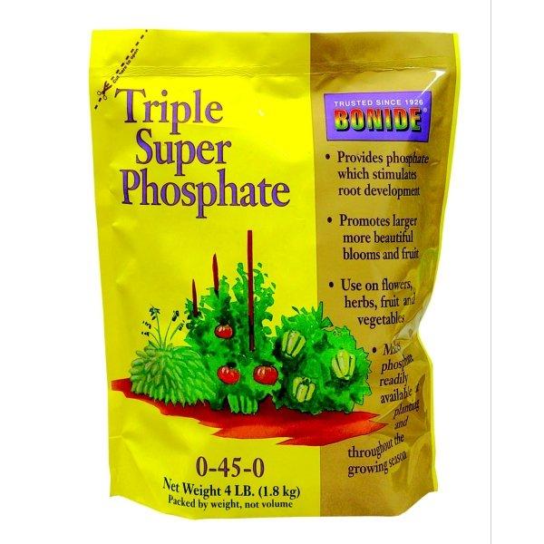 Triple Super Phosphate 0-45-0 - 4 lbs Best Price