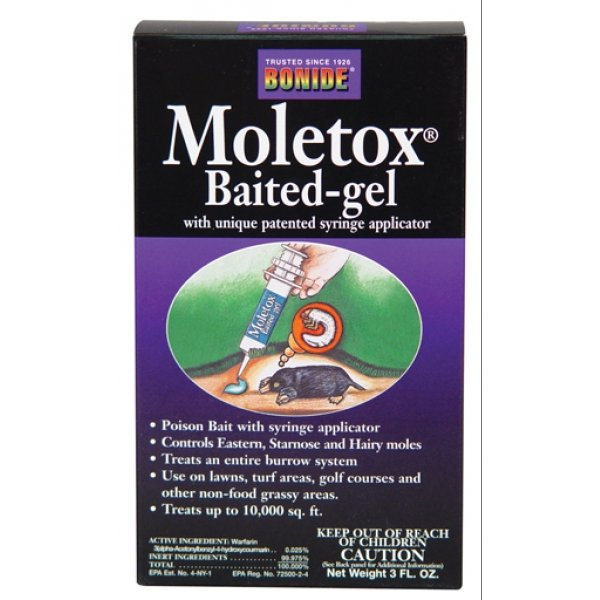 Moletox Baited Gel 3 oz. Best Price