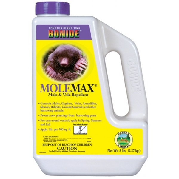 Molemax Mole and Vole Repellent / Size (5 lbs.) Best Price