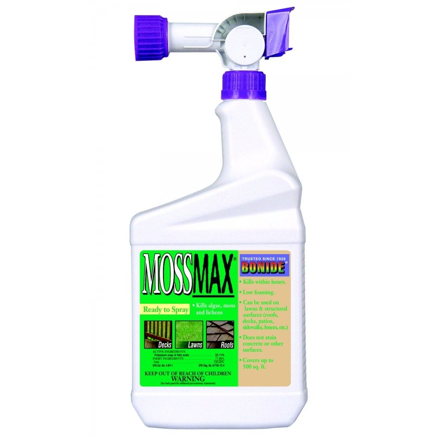 MossMax Moss Killer - Qt. RTU Best Price