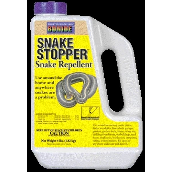 Snake Stopper Snake Repellent / Size (4 lbs.) Best Price