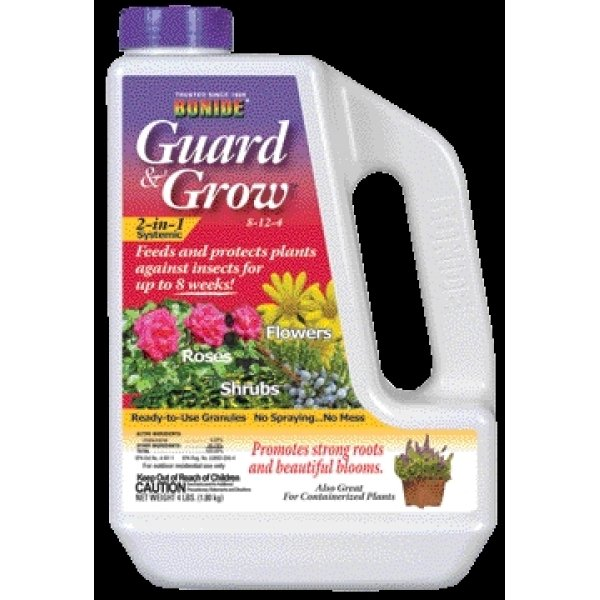 Guard-N-Grow Insecticide / Size (4 lb) Best Price