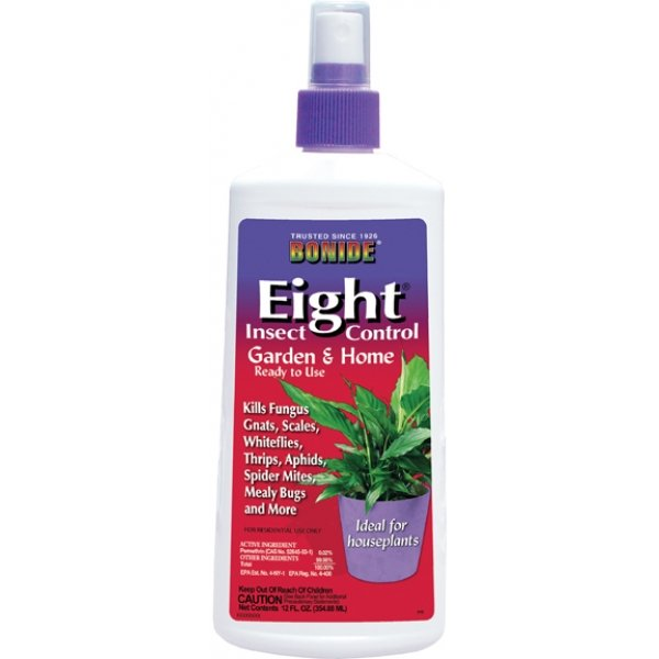 Eight Houseplant Insect Spray - 12 oz. Best Price
