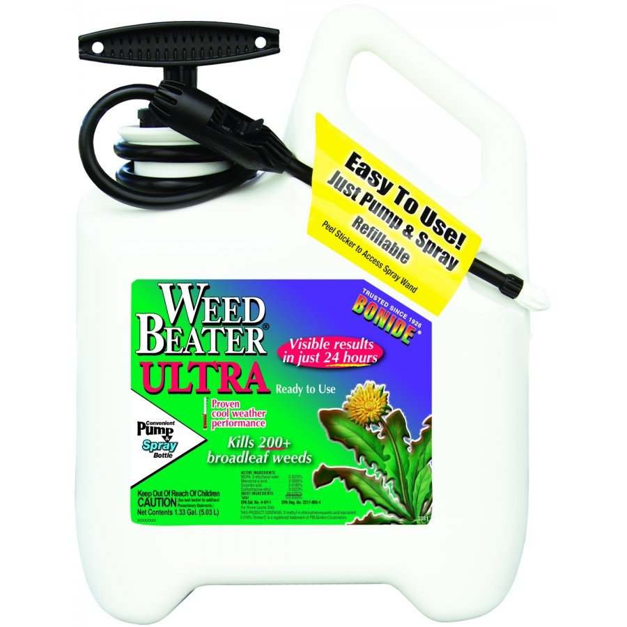 Weed Beater Ultra Ready-to-use Pump and Spray 1.33 Gallon Best Price