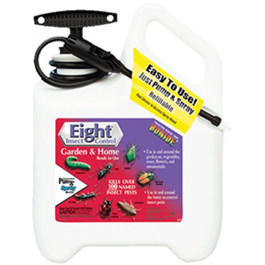 Eight Garden and Home Ready-to-use Pump and Spray - 1.33 gallon Best Price