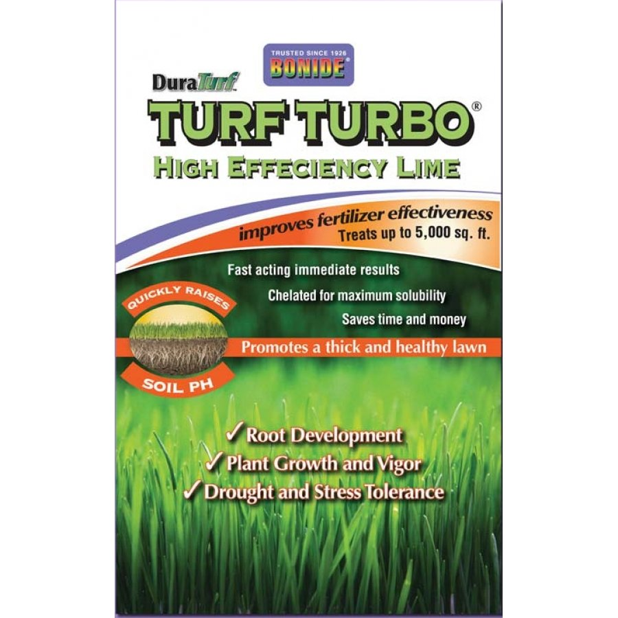 Duraturf Turf Turbo High Efficiency Lime - 30 lb Best Price