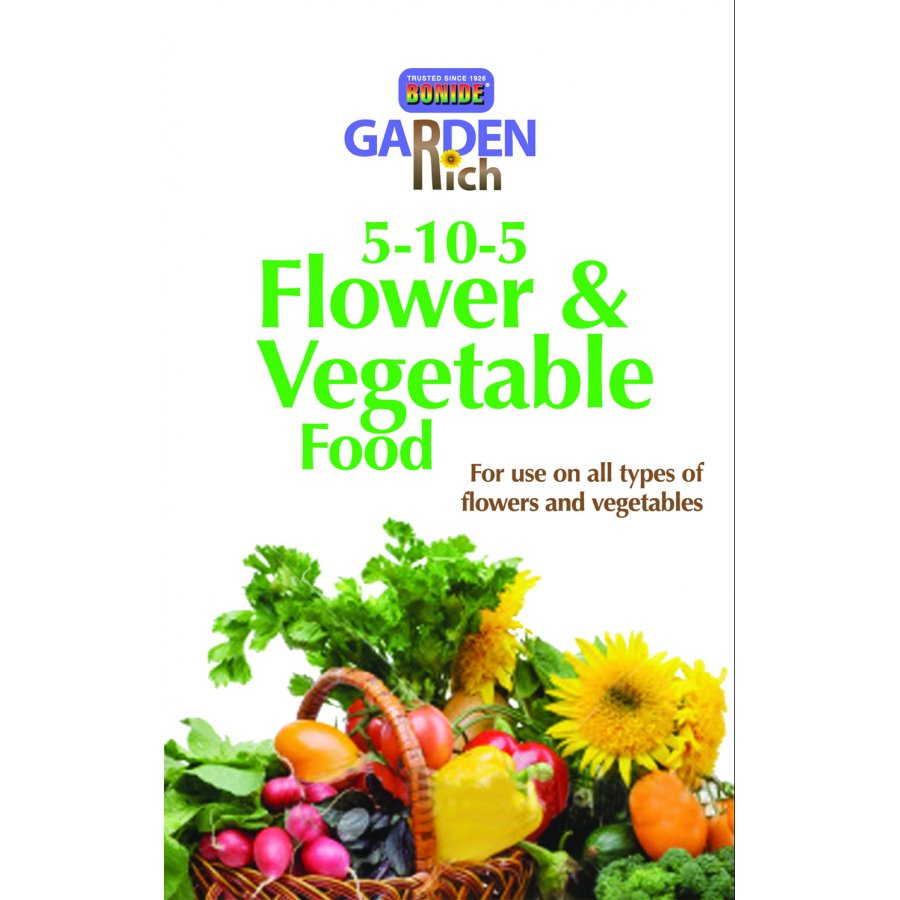 Garden Rich Flower and Vegetable Food Best Price