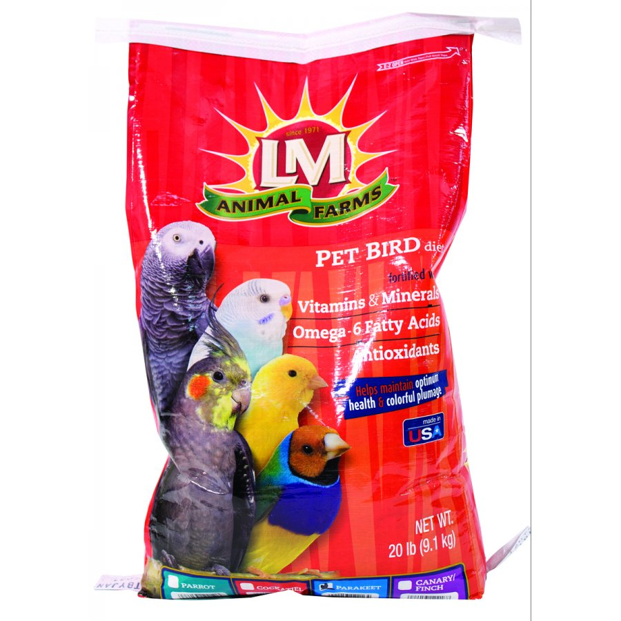 Parakeet Diet - 20 lbs Best Price