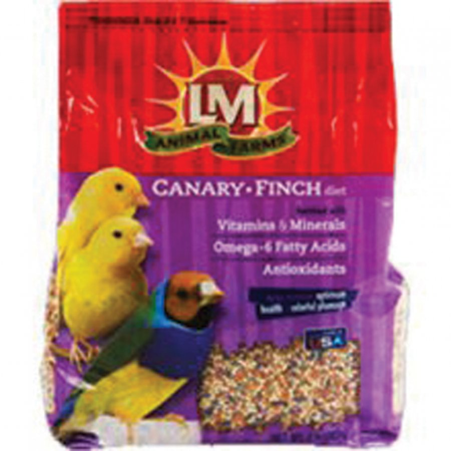 Canary and Finch Diet - 20 lbs Best Price