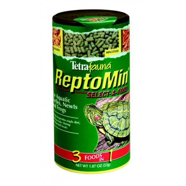 Reptomin Select A Food Reptile Food 1.55 Oz.