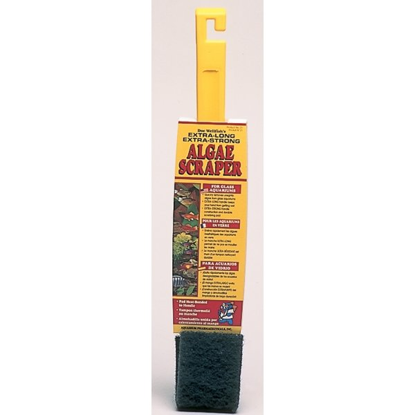 18 in. Extra Strong Algae Scraper (glass) Best Price