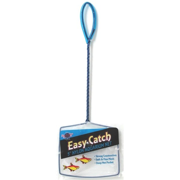 Easy Catch Aquarium Fish Net / Size (5 in.) Best Price