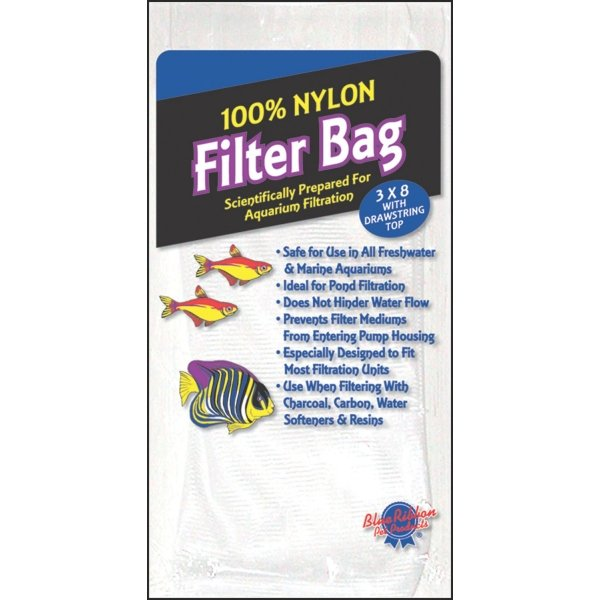Nylon Filter Bag for Aquariums / Size (Small) Best Price