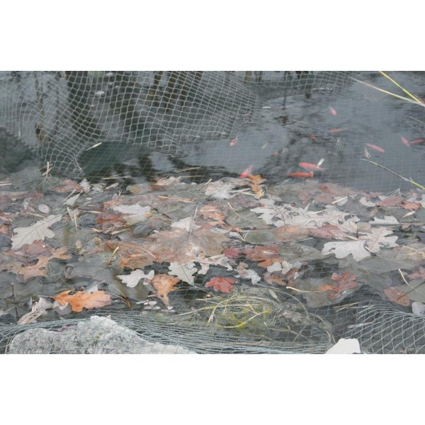 Laguna Black Protective Pond Netting / Size 15 X 12 Ft.