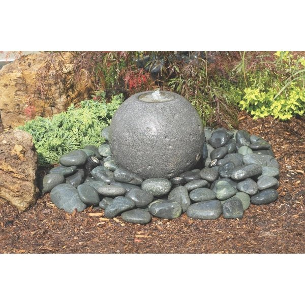 Foaming Globe Garden Fountain / Type (Ornament) Best Price