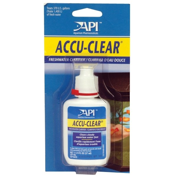 Accu Clear For Aquariums 1.25 Oz