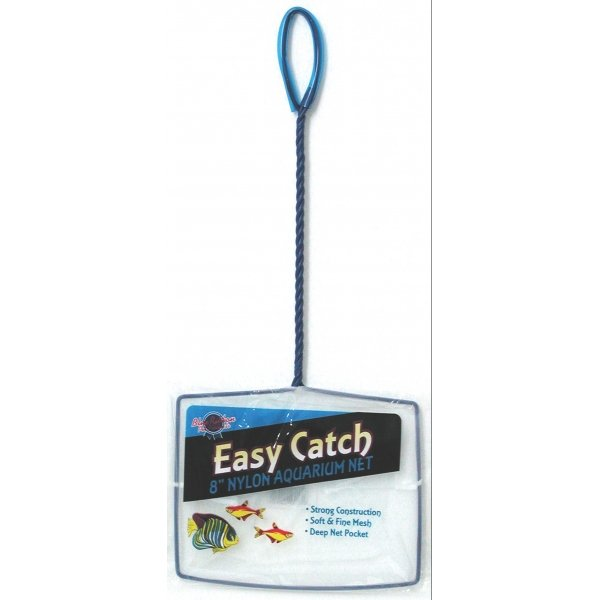 Easy Catch Aquarium Fish Net / Size (8 in.) Best Price