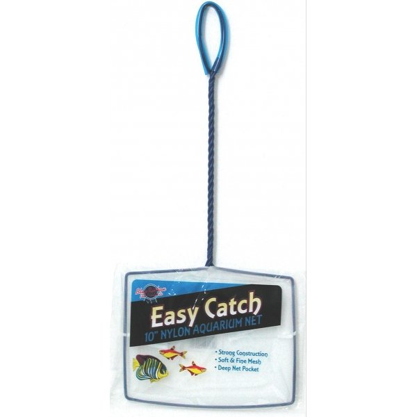 Easy Catch Aquarium Fish Net / Size (10 in.) Best Price