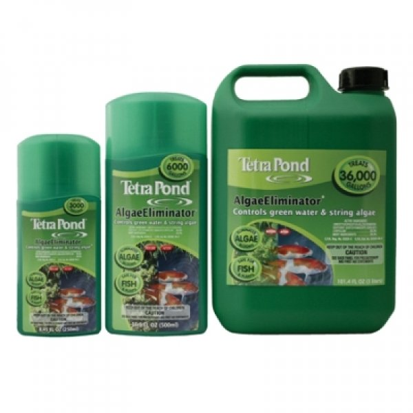 Tetra Algaecontrol For Ponds / Size 8.4 Oz.