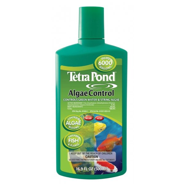 Tetra Algaecontrol For Ponds / Size 16.9 Oz.