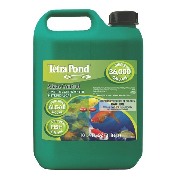 Tetra Algaecontrol For Ponds / Size 3 Liter