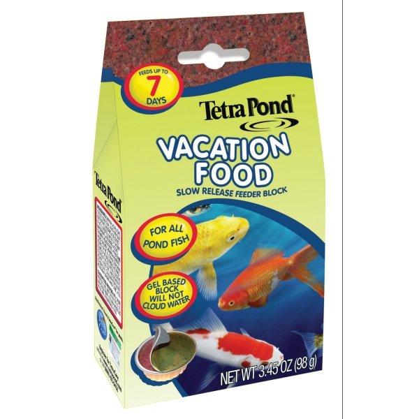 Tetra Vacation Pond Food 3.45 Oz.