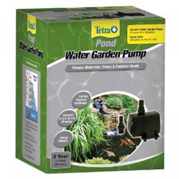 Water Garden Pump / Size 550 Gph