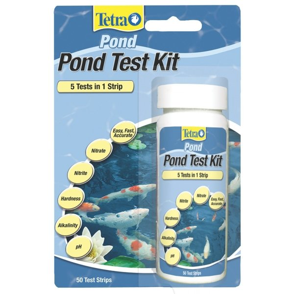 5 In 1 Pond Test Strips Best Price