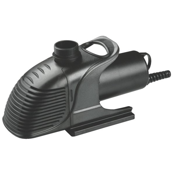 Hy Drive Pond Pump With Rotating Connector / Size 2100 Gph