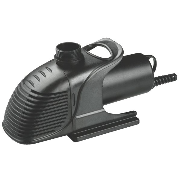 Hy Drive Pond Pump With Rotating Connector / Size 4800 Gph