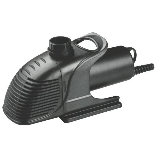 Hy Drive Pond Pump With Rotating Connector / Size 6000 Gph