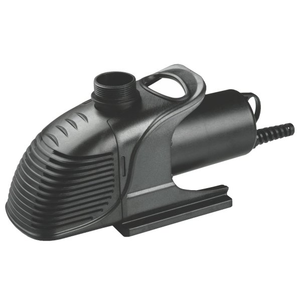 Hy Drive Pond Pump With Rotating Connector / Size 6600 Gph