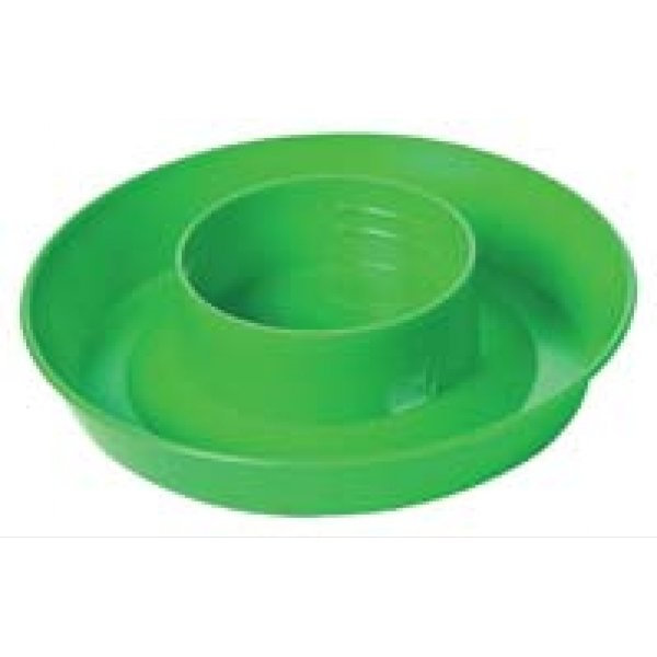 Poultry Screw on Jar Base - 1 Qt. / Color (Light Green) Best Price