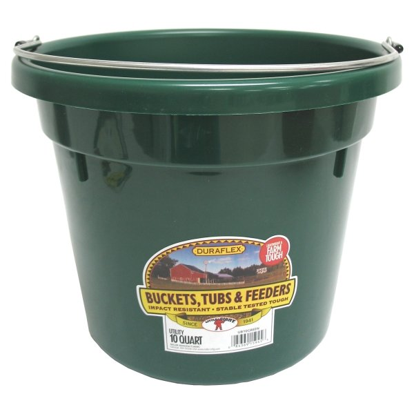 10 Quart Utility Bucket / Color (Green) Best Price