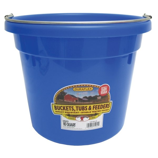 10 Quart Utility Bucket / Color (Blue) Best Price