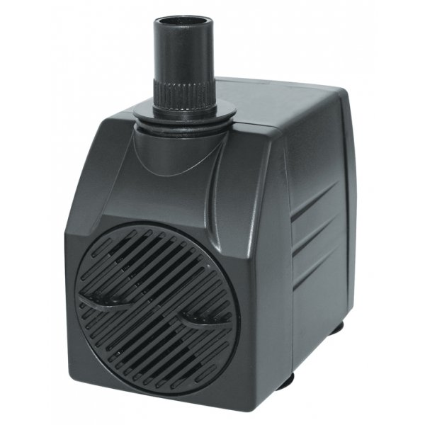 Statuary Pond Pump With Barb Fitting / Size 290 Gph