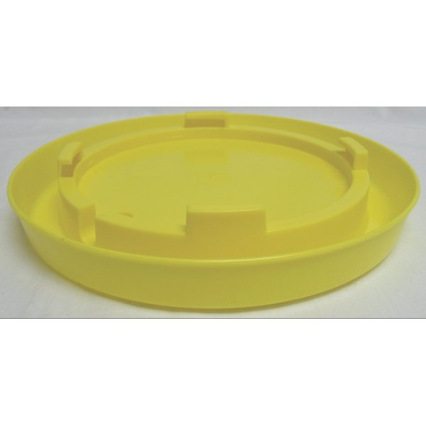 Lug Style Poultry Base / Color (Yellow) Best Price