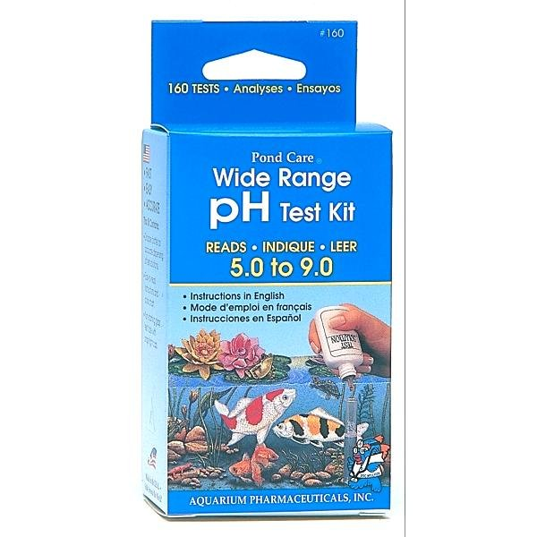Pondcare Wide Range Ph Test Kit