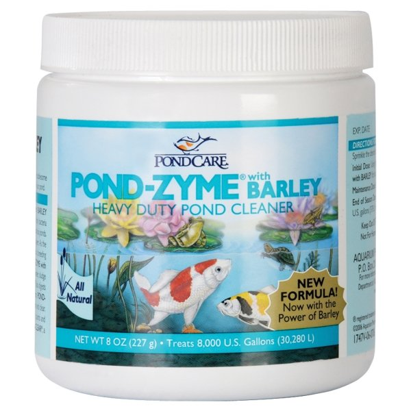 Pondcare Pond Zyme Plus / Size 8 Oz.