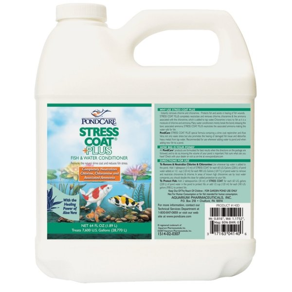 PondCare Pond Stress Coat / Size (1/2 Gallon) Best Price