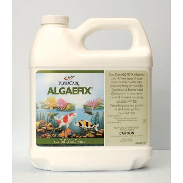 Algae Fix For Ponds / Size 64 Oz.
