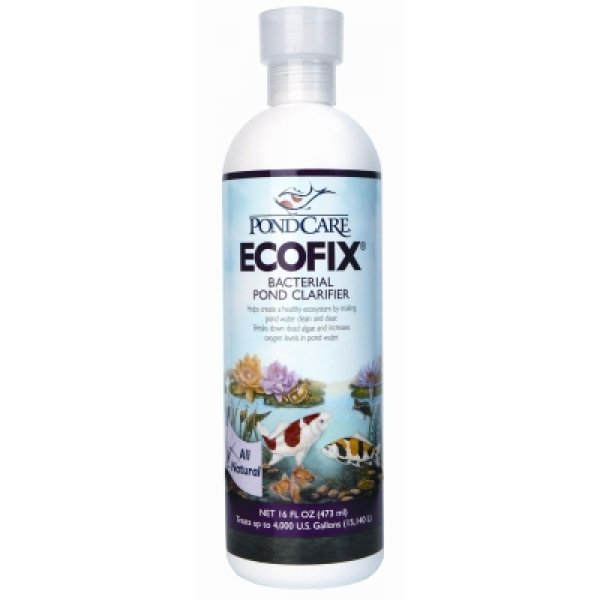 Pondcare Ecofix For Clear Water / Size 64 Oz.