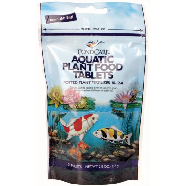 Pondcare Aquatic Plant Food Tablets / Size 60 Tablets
