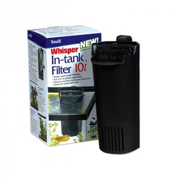 Whisper In Tank Filters For Aquariums / Type 10i